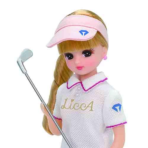 monoマガジン:「LiccA」ブランドのゴルフグッズが紹介されました。※2018年4月27日掲載