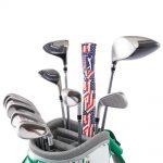 【ニュースリリース】アライメントスティックによるゴルフクラブへのキズ防止用カバー『US PGA TOUR スティックカバー』を発売