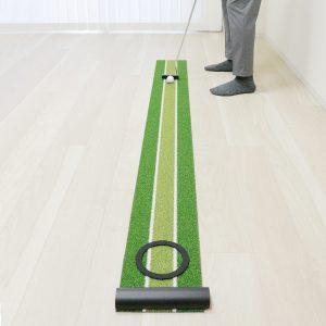【ニュースリリース】高速ベントグリーンのスピードを再現する約1.8倍の高密度人工芝採用※1 『ダイヤパターグリーンHD2020』を発売