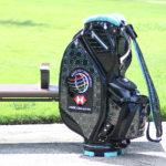 【ニュースリリース】世界ゴルフ選手権デザインのプロ仕様高級キャディバッグ『WGC キャディバッグ3070A』を発売