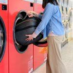 【ニュースリリース】ショルダーベルト付き最大内径約70cmのバッグ型大容量洗濯ネット 『ダイヤ ふくらむランドリーバッグ』を発売