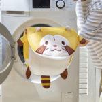 【ニュースリリース】『あらえるくまラスカル』が主役! ダイヤの洗濯ネット新CMを10月から放映