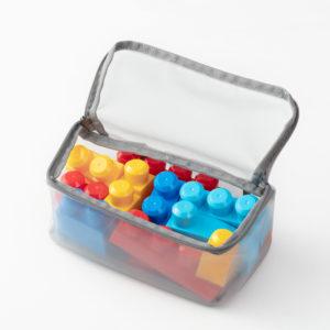 【ニュースリリース】おもちゃ収納ラックが使いやすくなるお片付け便利グッズ『おもちゃの収納仕分けポーチ』を発売
